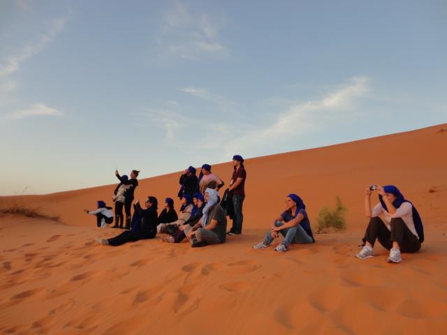 Excursion al Desierto