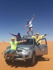 Excursion 4x4 dunas erg chebbi