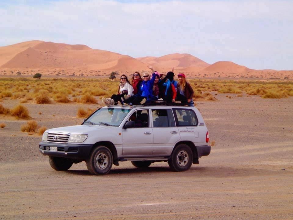 viaje marrakech y fez