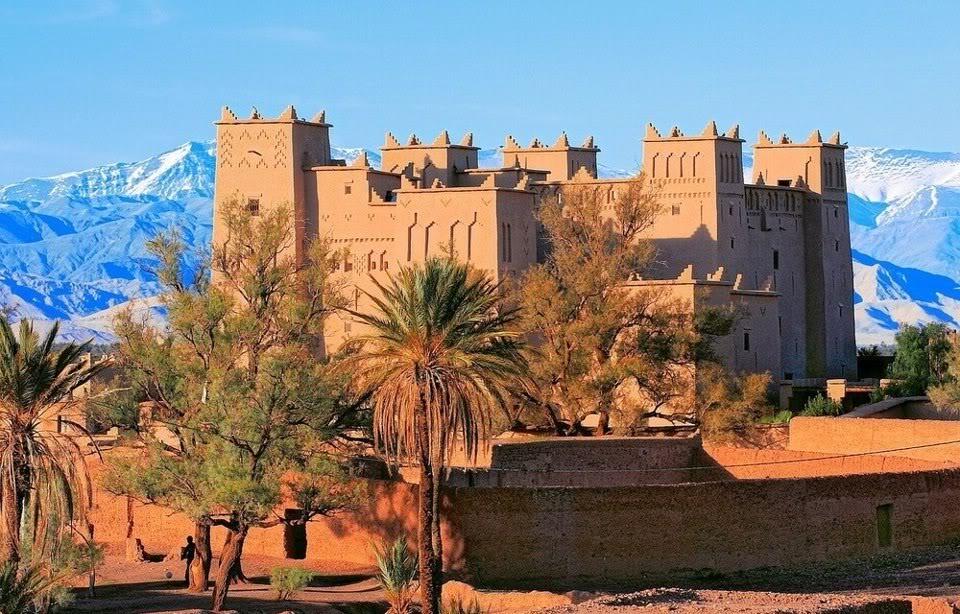 Viaje Fez al Desierto 4 dias
