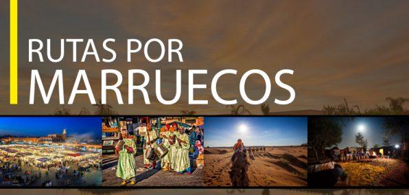 Tours, Tours por Marruecos