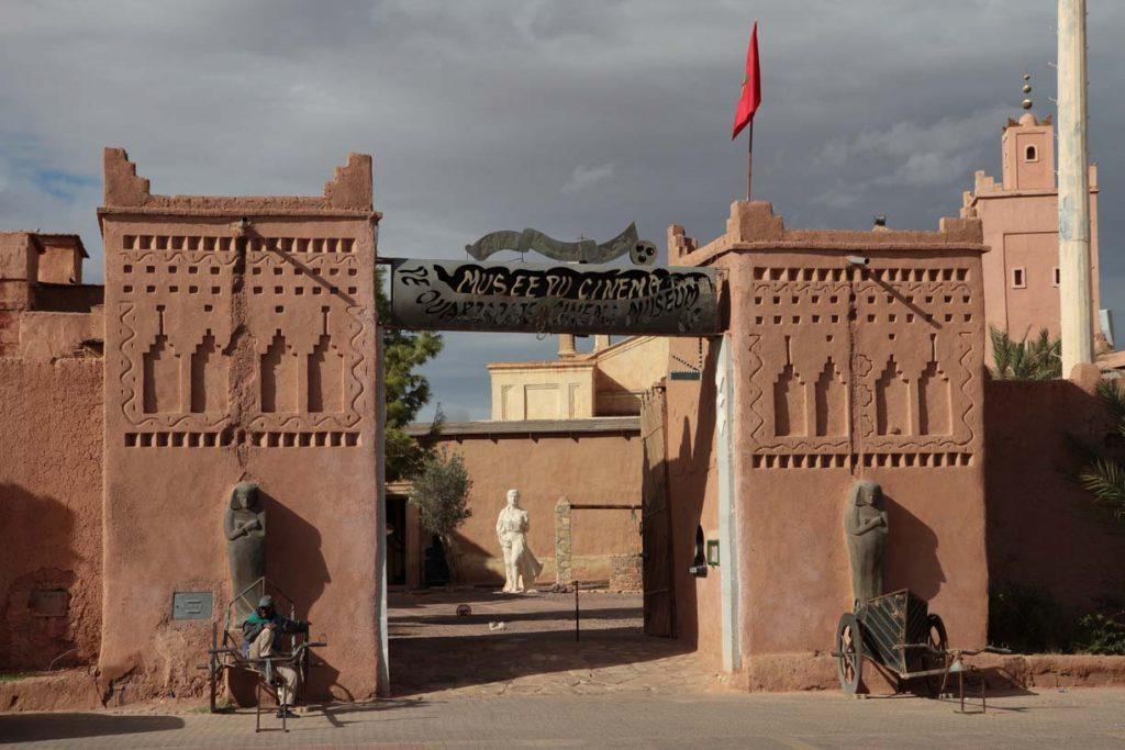 rutas por ouarzazate - viajesdesierto.com - vuelos a ouarzazate
