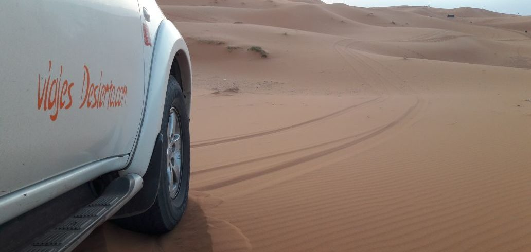 Tours al Desierto desde Marrakech