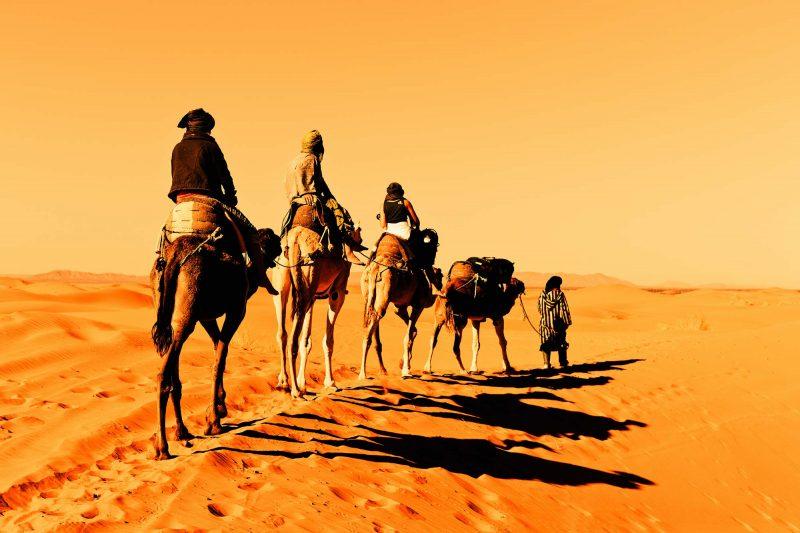 merzouga, Tour de 3 Días – Desde Marrakech a Merzouga