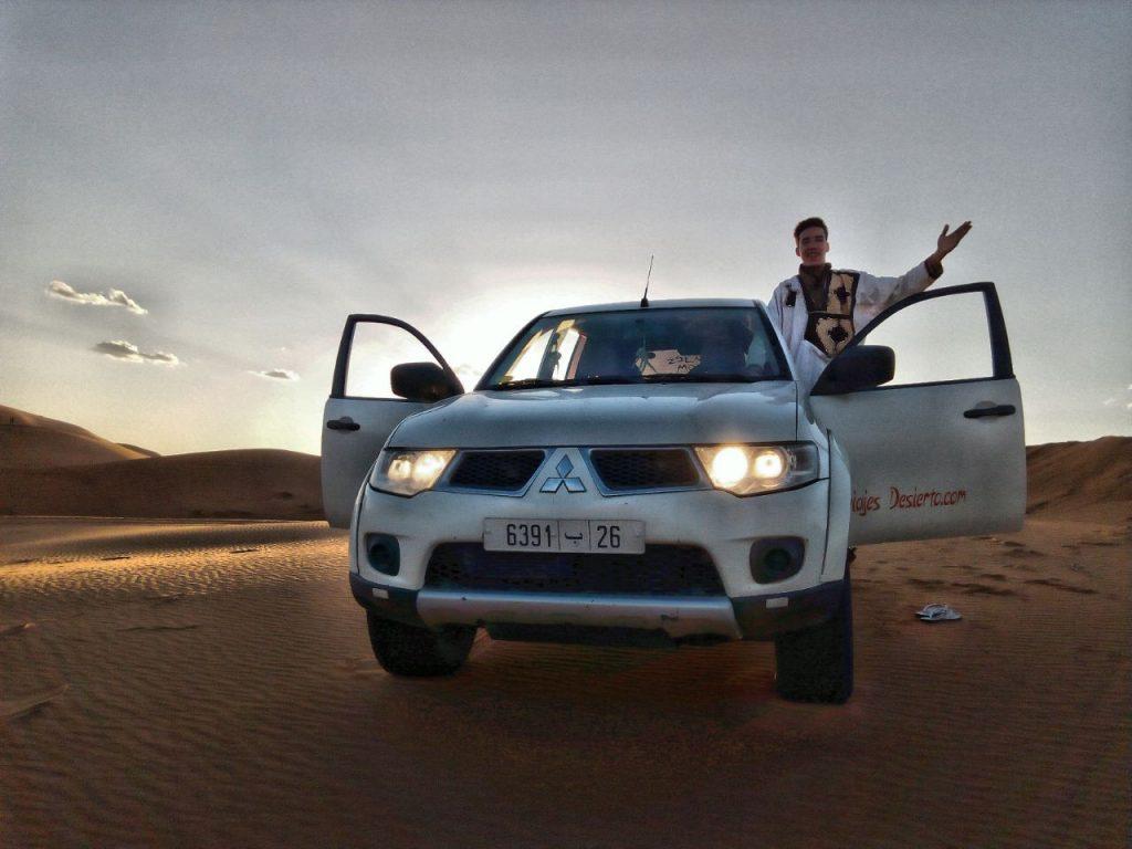 viajes baratos desierto