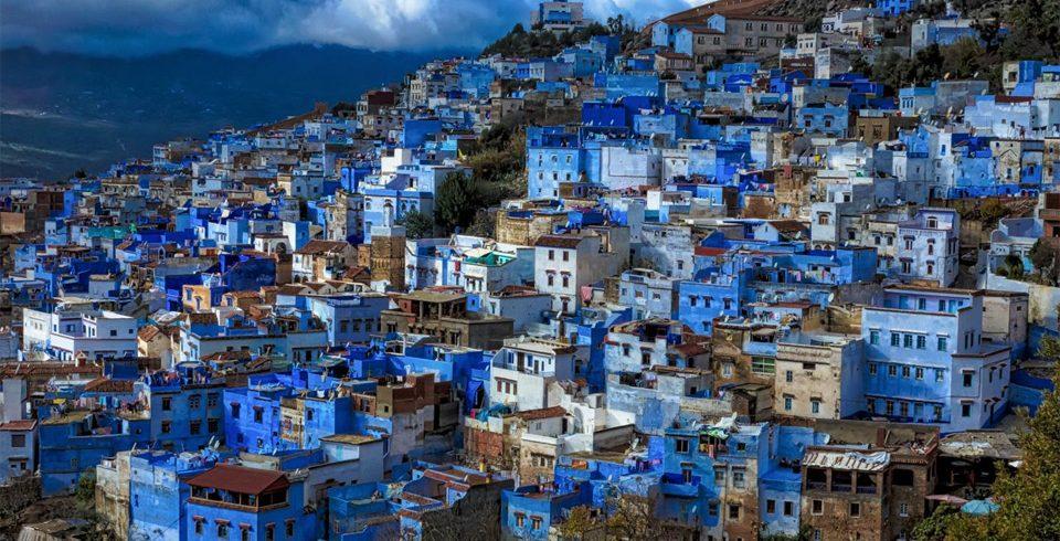 Tour 5 días desde Tanger al Desierto finalizando en Marrakech