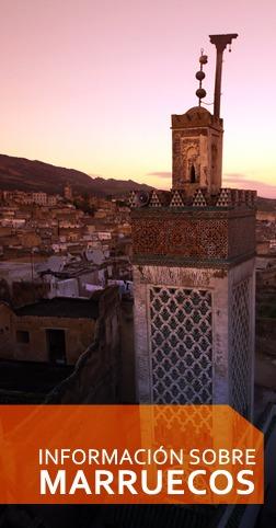 informacion, Información sobre Marruecos