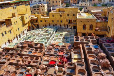Como Comprar en Fez y qué ver en Fez