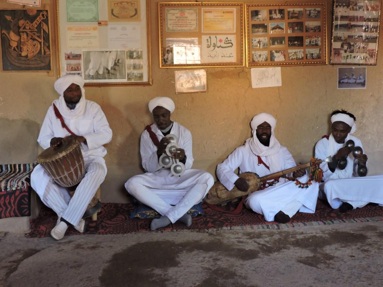 musica gnawa declarada por unesco