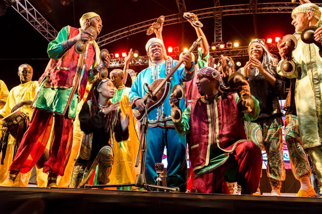 Gnaoua, Festival de Música Gnaoua en Essaouira