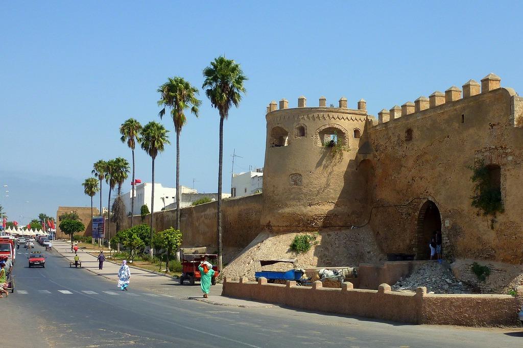 Explorando Ciudades Fortificadas Viajes norte Marruecos
