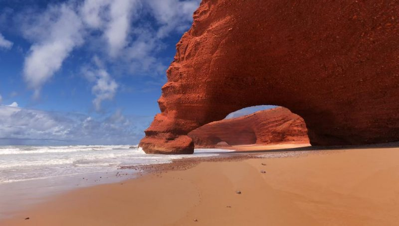 Playa, 4 Días – De las Mejores Playas de Marruecos al Desierto