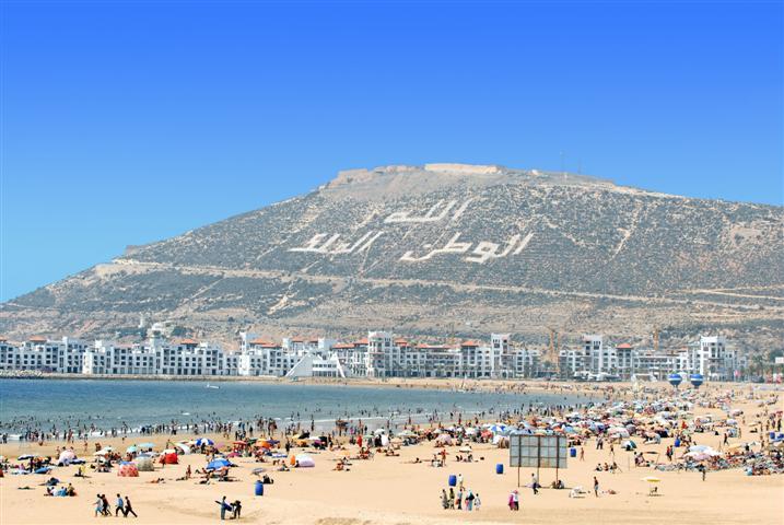 Viajes a Agadir, Tours desde Agadir al Desierto
