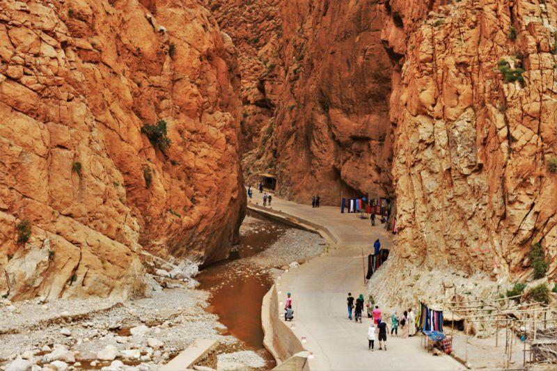 Ouarzazate, 3 Días – Desde Ouarzazate al Desierto Merzouga