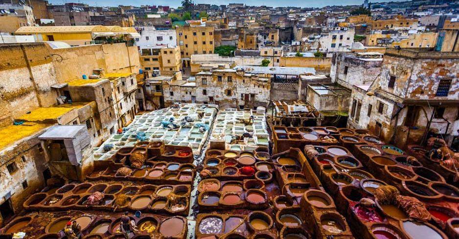 Viajes a Fez