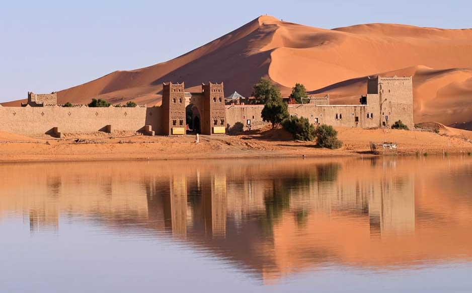 Nochevieja, Nochevieja y fin de año en el desierto