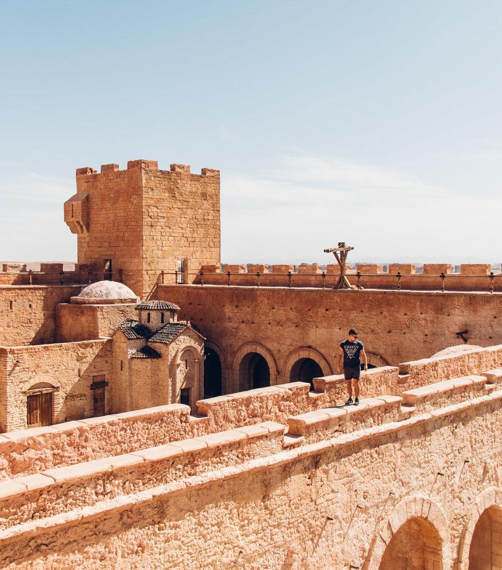 Excursión 2 días desde Ouarzazate al Desierto Chegaga