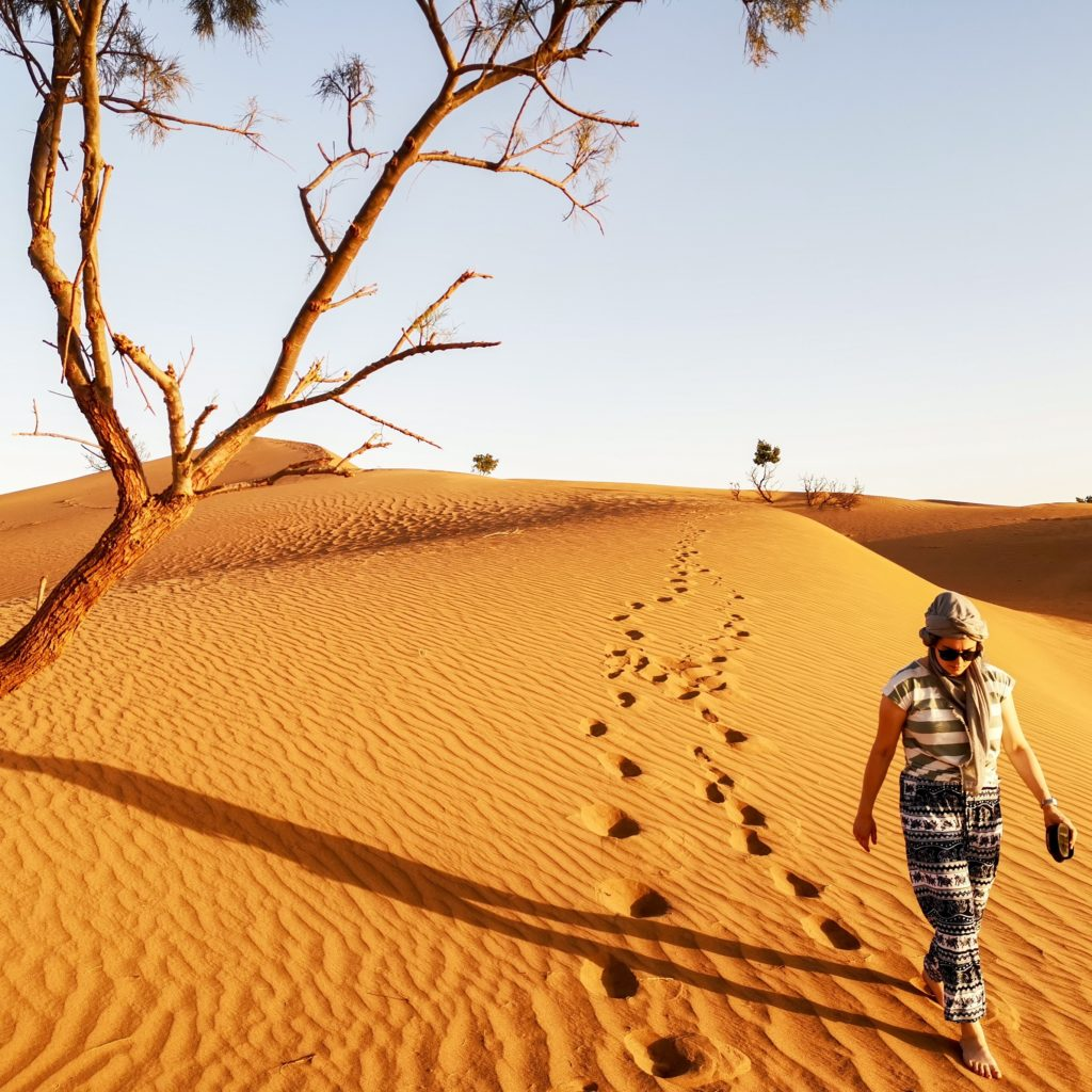 Desierto, 5 Días – Zona Norte y Desierto de Merzouga