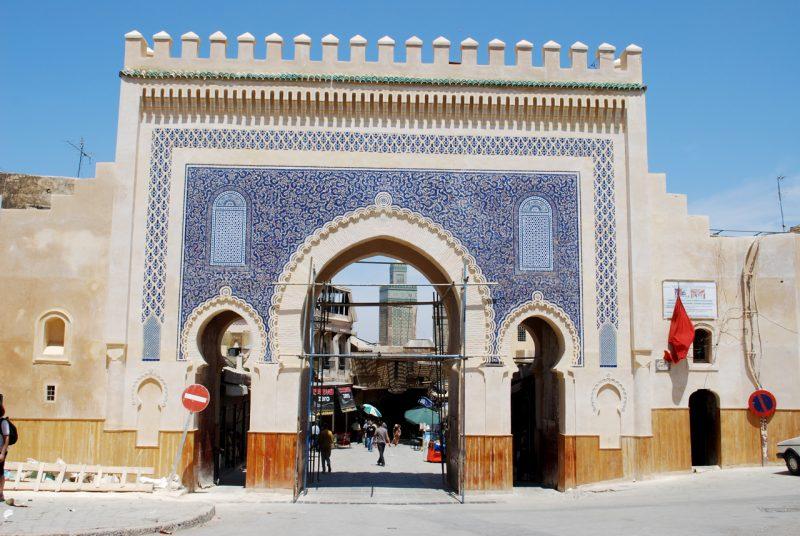 Llegar, Cómo llegar a Fez
