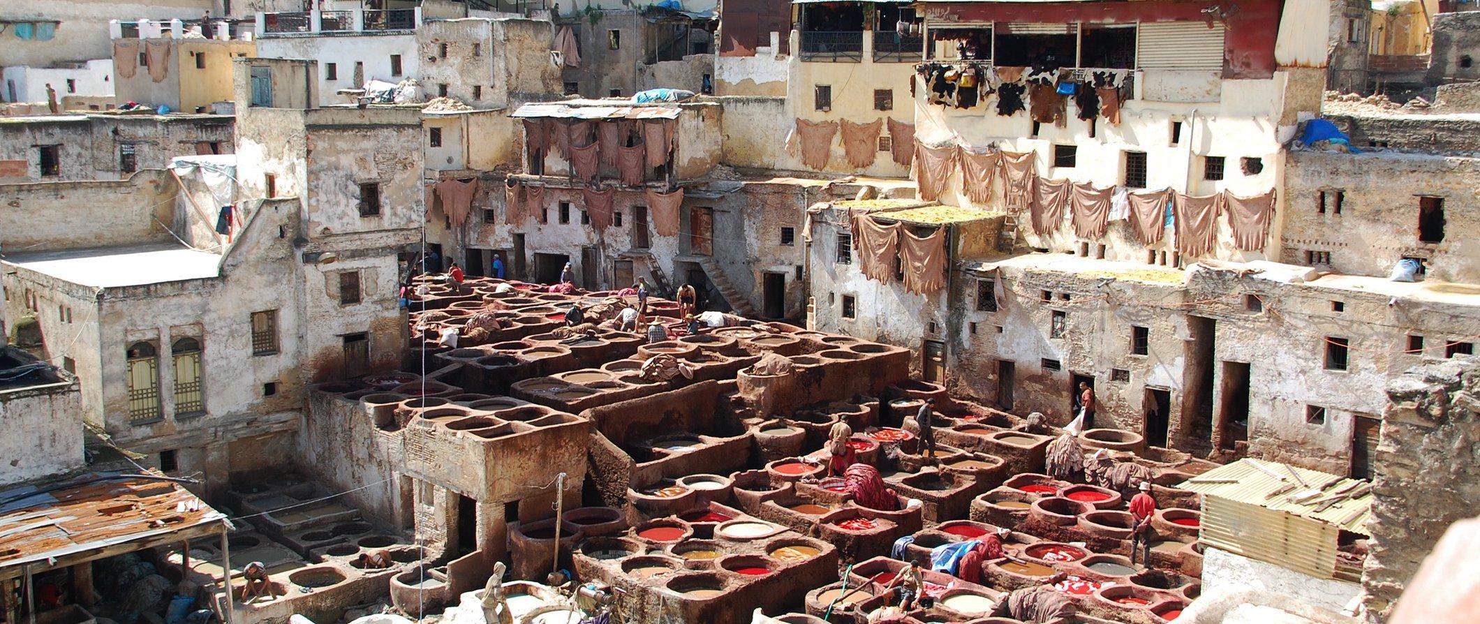 Tour 6 dias Casablanca Fez al Desierto, 6 Días – Casablanca Fez al Desierto