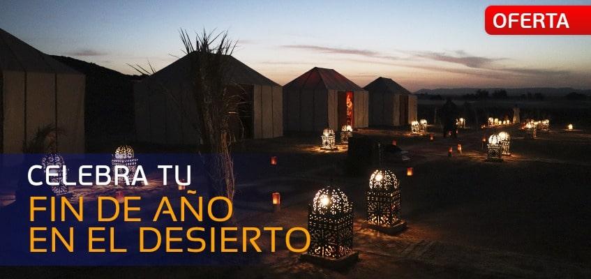 oferta fin de año viajes desierto 2020