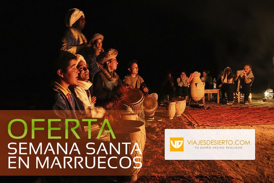 oferta semana santa marruecos 2020