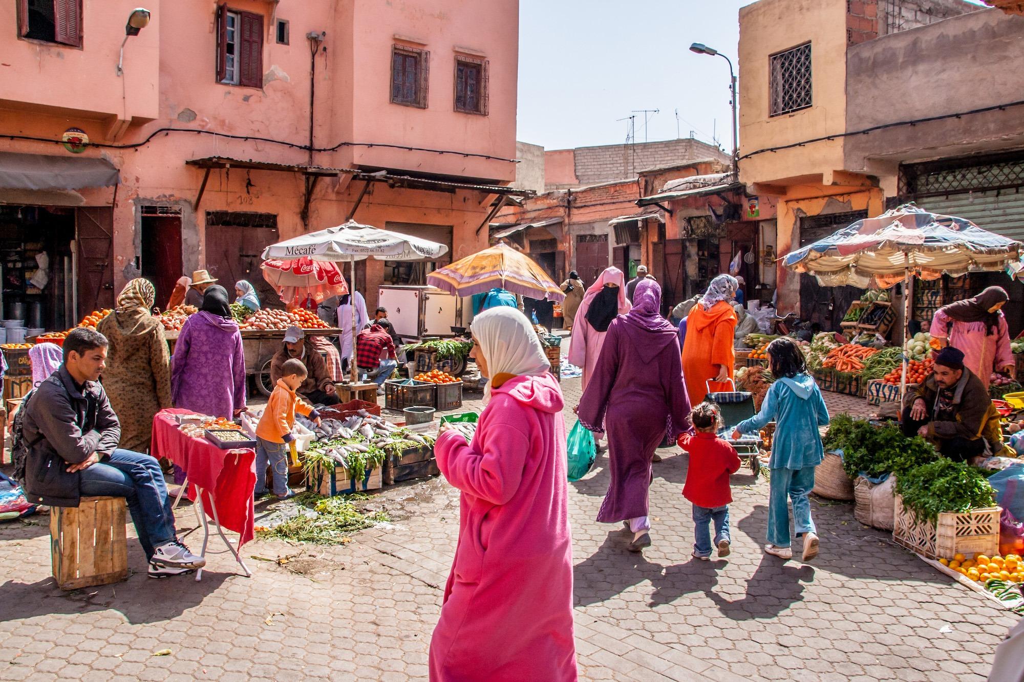 Casablanca, 10 Días – Desde Casablanca – Fez – Casablanca