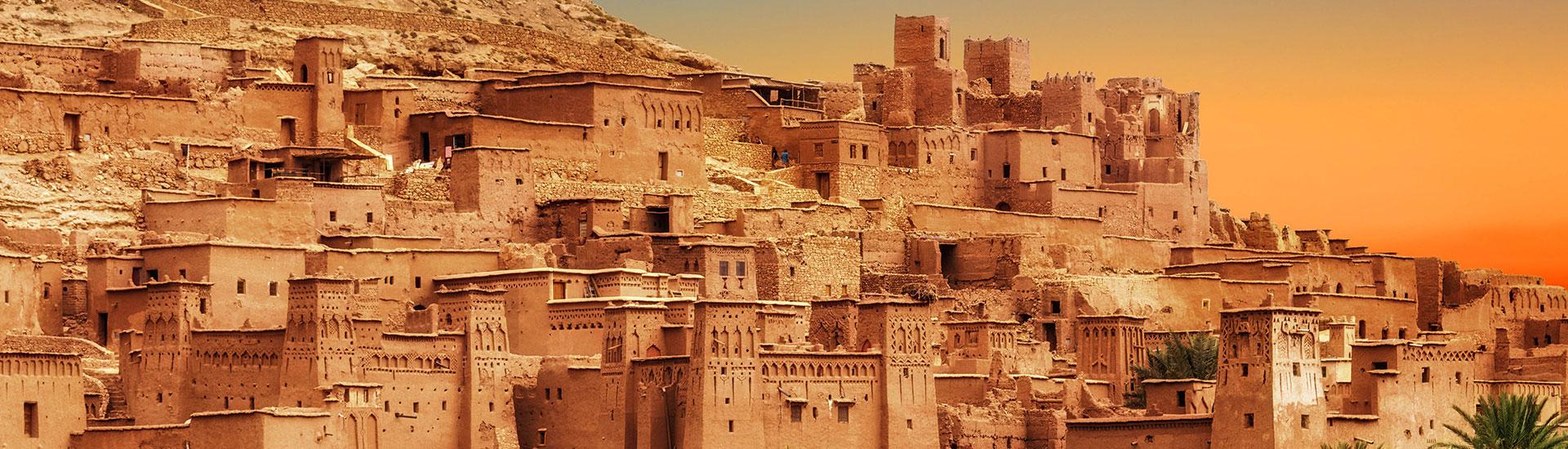 Tinfou, 1 Día – desde Ouarzazate al Desierto de Zagora Tinfou