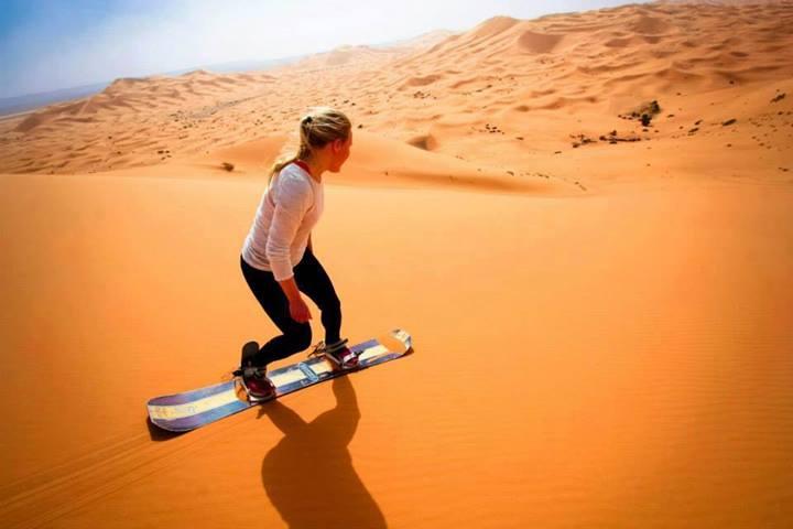 Tour de 3 días Desierto Merzouga desde Fez a Marrakech