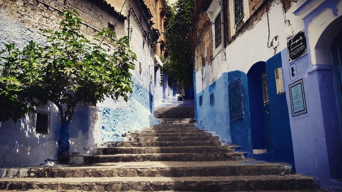 Tour de 5 días desde Tánger visita Fez, Chaouen y Asilah