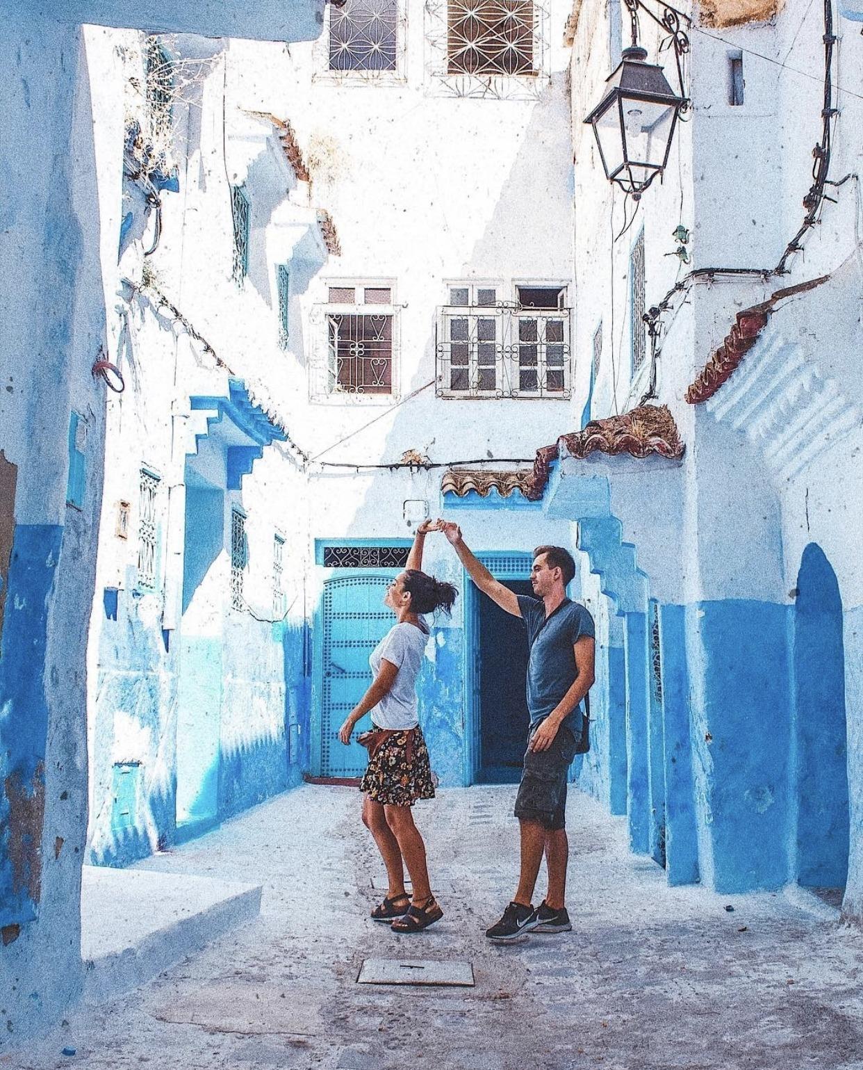 Excursión a Chaouen desde Fez o Tánger