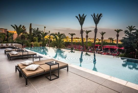 Hotel en Marrakech