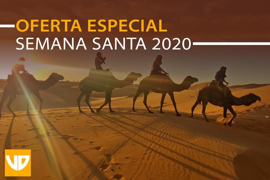 Semana santa en Marruecos 2022