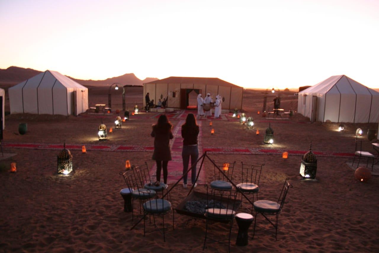 viaje a zagora desde marrakech
