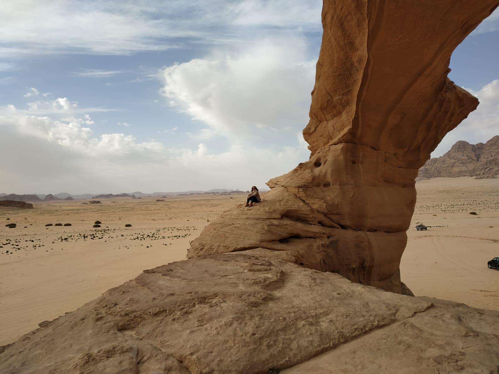 viajes al desierto de jordania