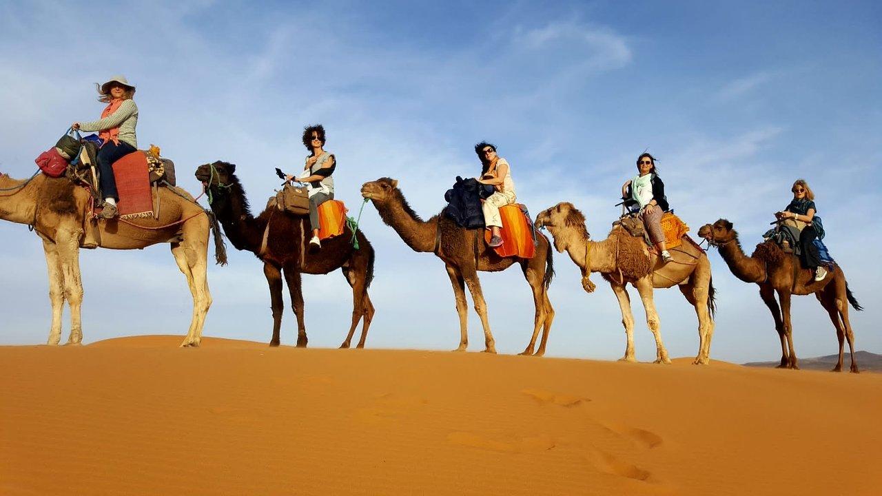 Tour de 3 días Desierto Merzouga desde Fez