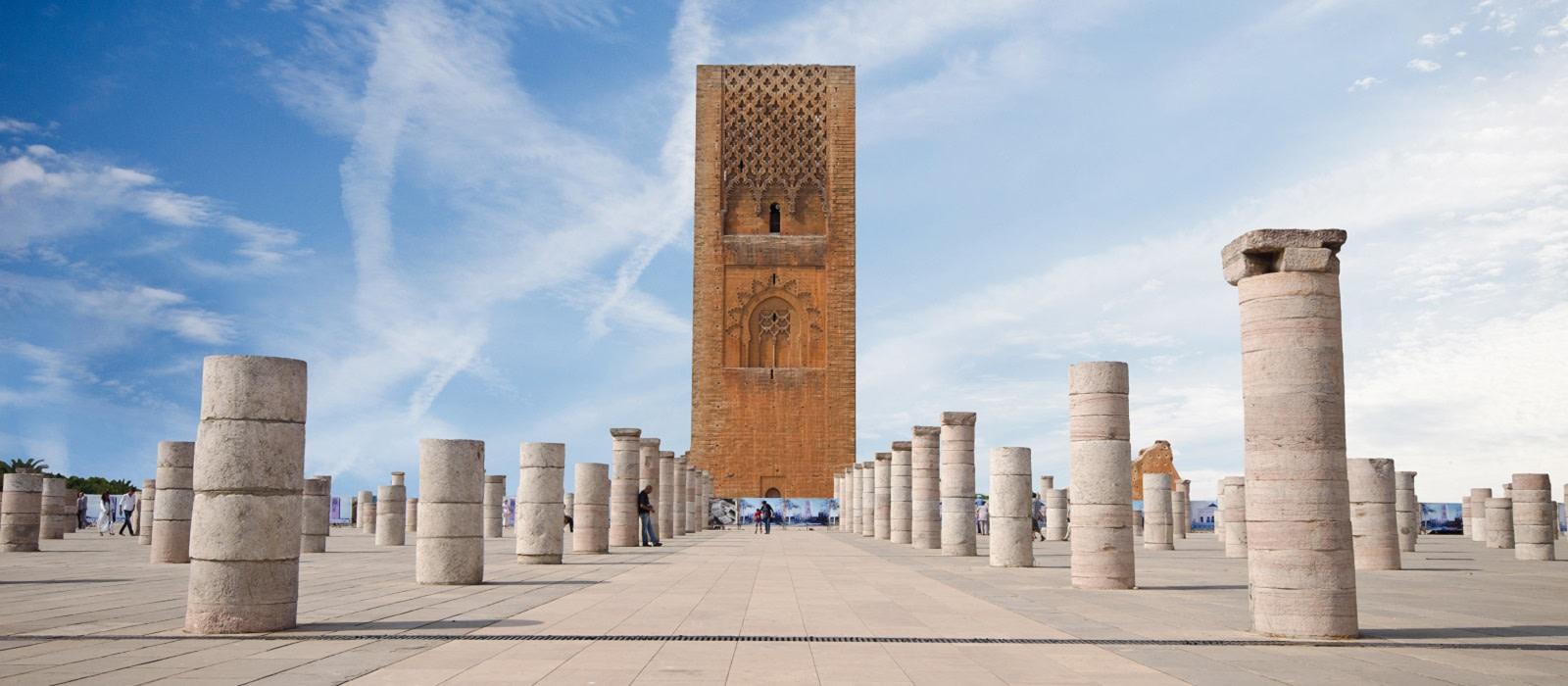 Viajes a Rabat