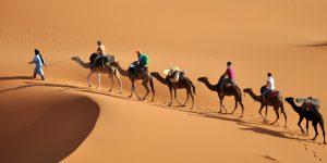 Viajes desierto de Merzouga