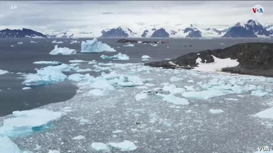 La Antártida y el desierto Ártico