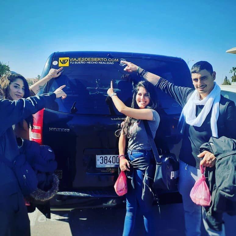 Viajar desde colombia a Marruecos sin visa