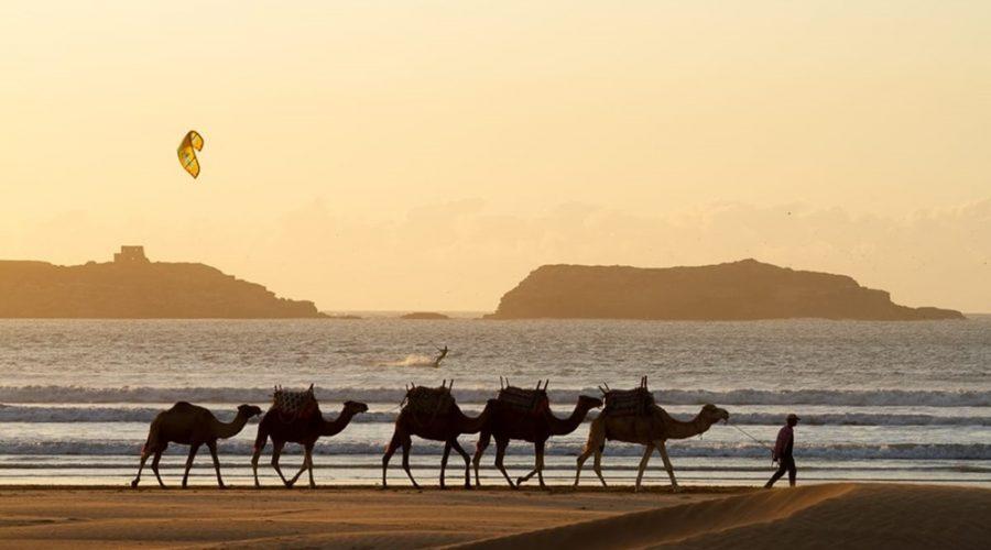 Vacaciones playa y Desierto de Marruecos